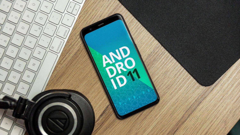 Стало известно, когда Google представит Android 11