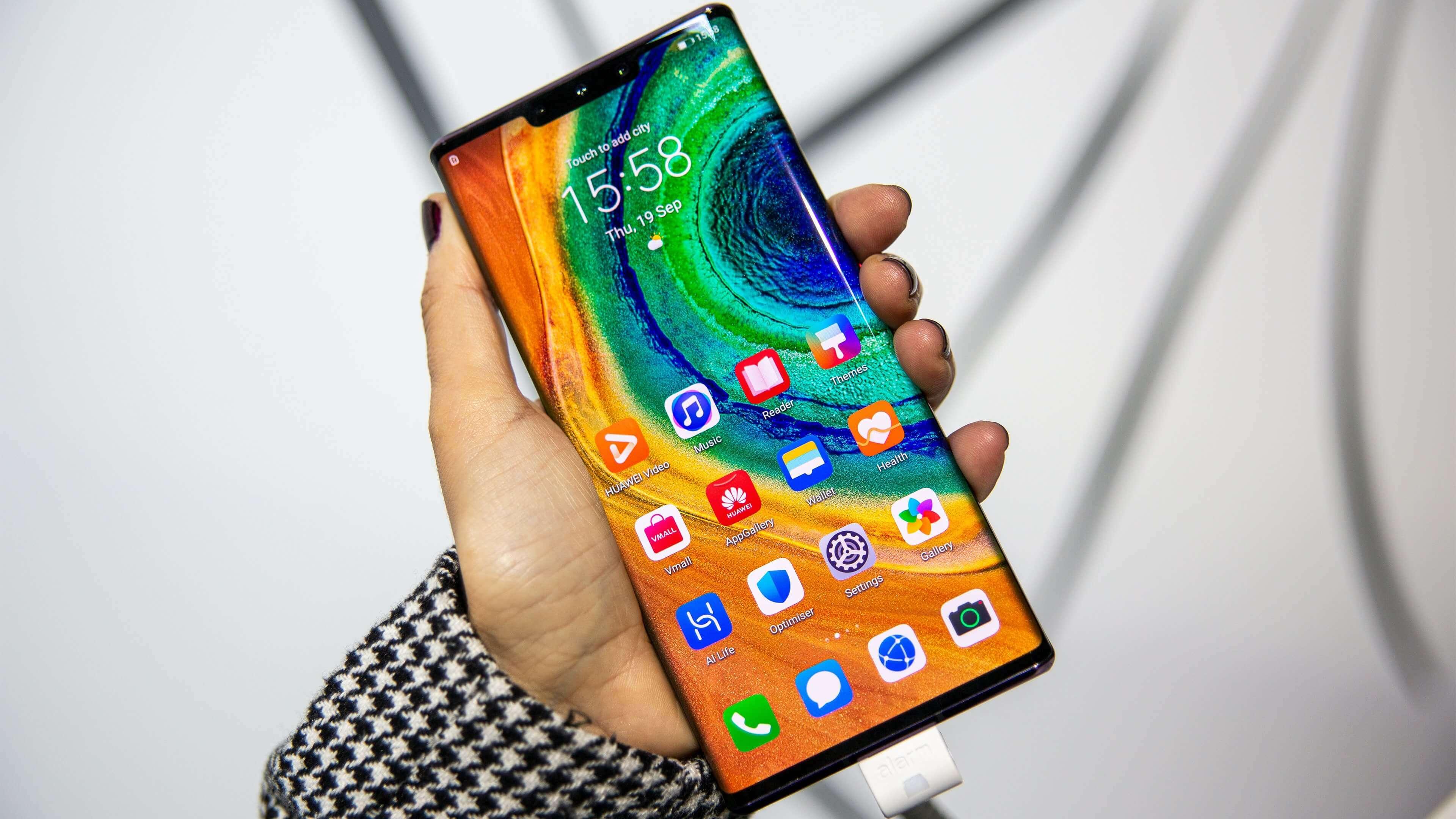 Новый сервис Huawei позволяет запускать Android-приложения без установки