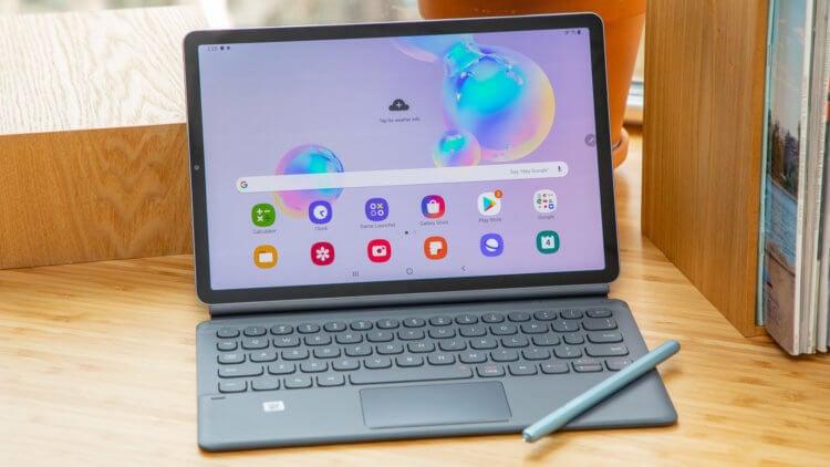 Лучшие планшеты Samsung в 2020 году