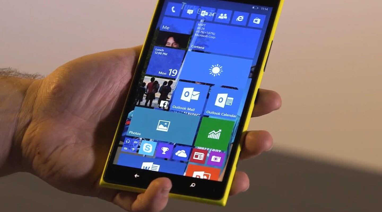 Это случилось: готовится к выходу смартфон на полноценной Windows 10