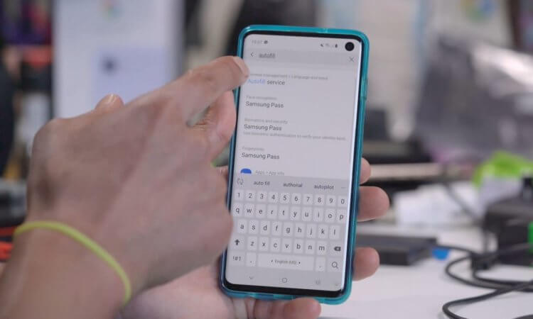 Google добавила в Android новую функцию автозаполнения паролей