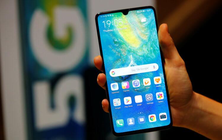 Huawei выразила готовность устанавливать российский софт