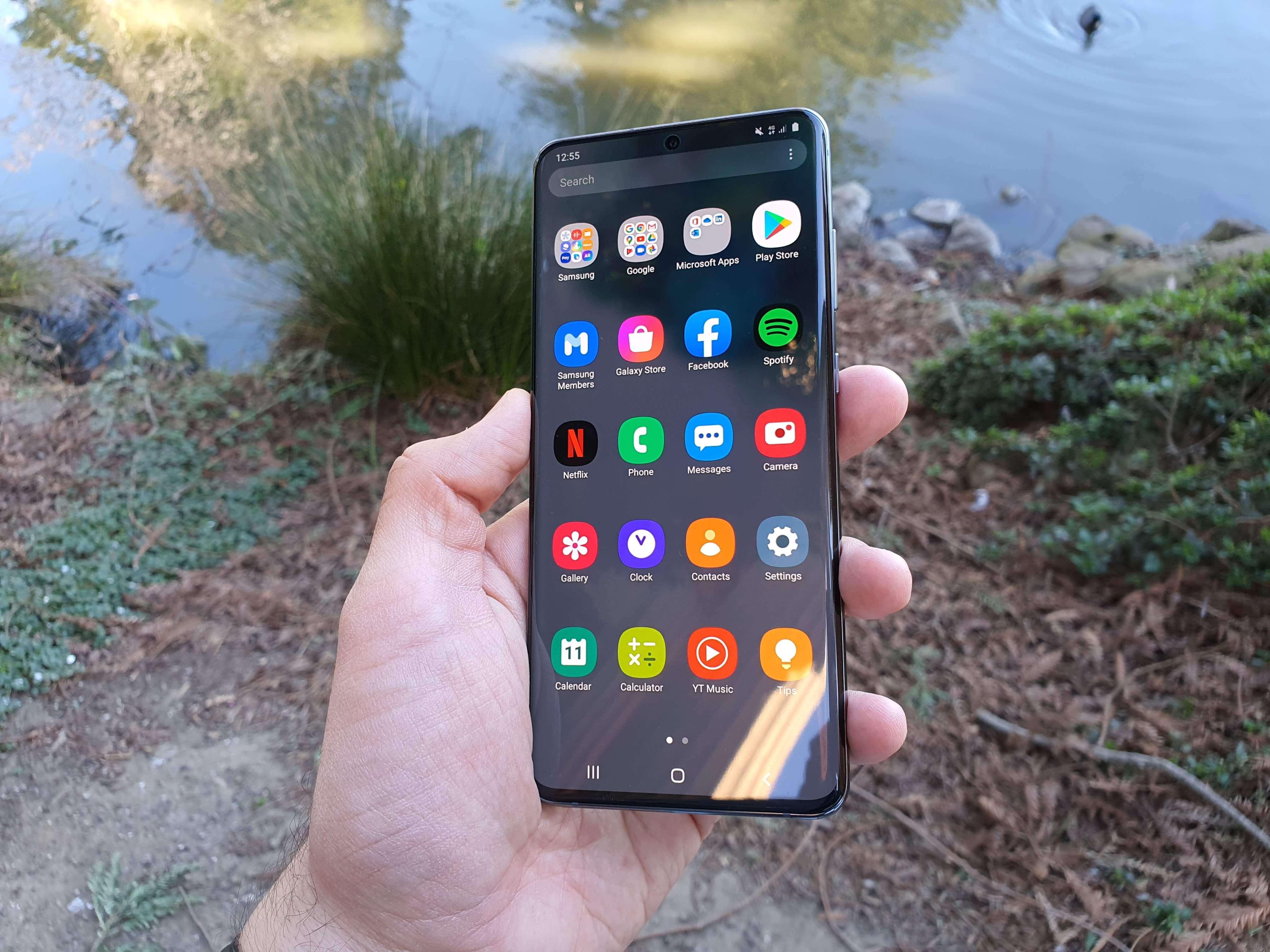 Почему больше нет смысла оценивать размер экрана смартфона по его диагонали