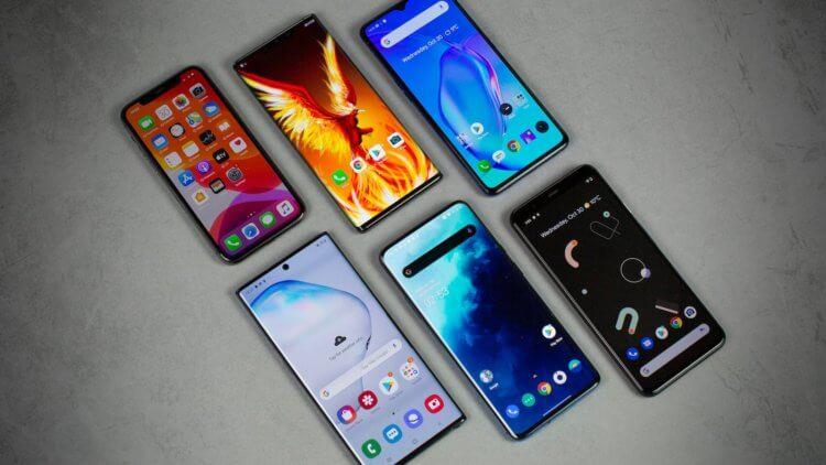 Какой смартфон самый популярный у читателей AndroidInsider.ru