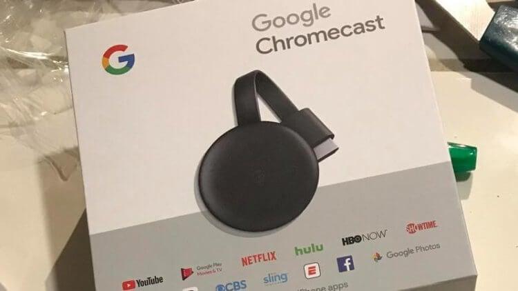 Google выпустит новый Chromecast Ultra на базе Android TV