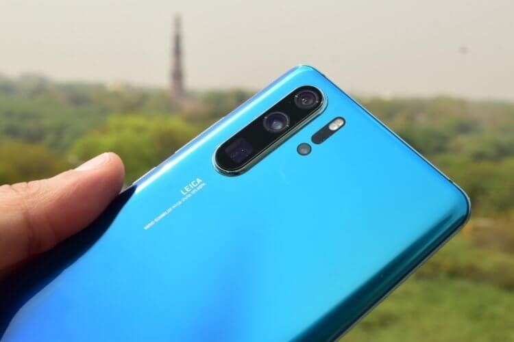 Galaxy S20 Ultra против Huawei P30: чей зум круче?