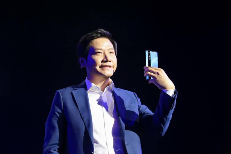 Xiaomi запатентовала смартфон, который сломает вам мозг