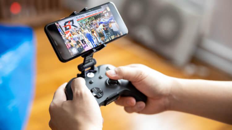 Почему для игр нужно брать Android, а не iPhone