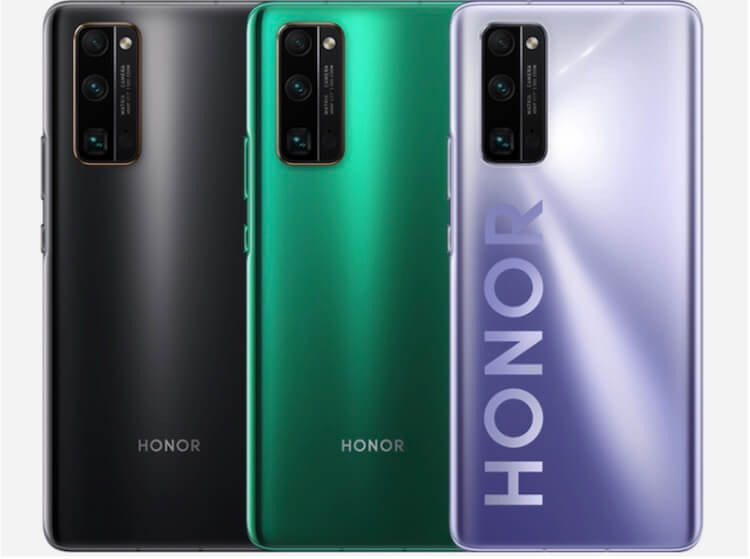 Honor 30 Pro представили официально, но чуда не произошло