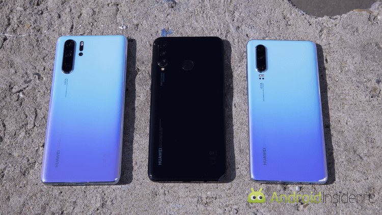 Пять лучших смартфонов Huawei, которые еще можно купить