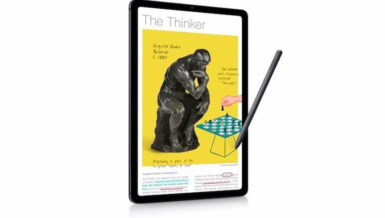 Samsung без помпы запустила в продажу еще один «iPad».