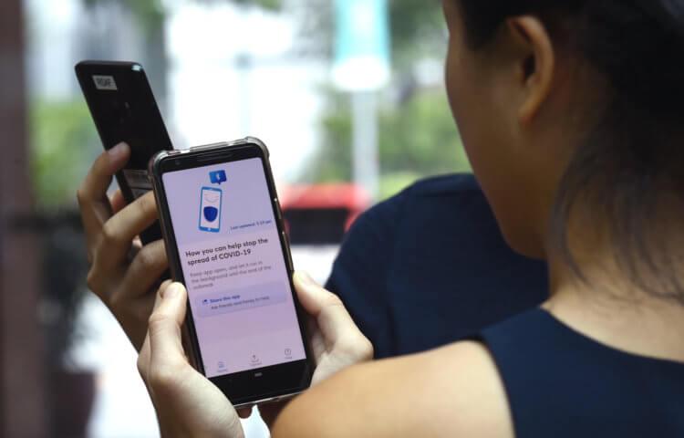 كشفت Google عن تفاصيل حول نظام التتبع للمرضى الذين يعانون من فيروسات التاجية لنظام Android 2