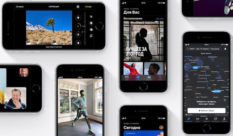 Самые интересные конкуренты iPhone SE 2 на Android