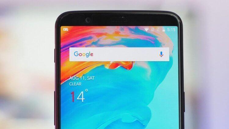 Трехлетний OnePlus 5 получил Android 10