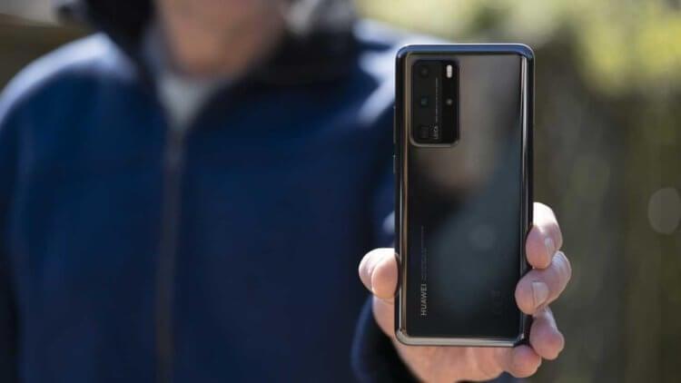 Опять за бортом. Новые смартфоны Huawei не смогут следить за больными коронавирусом