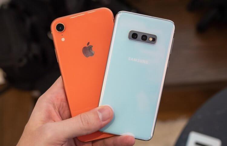 Я нашёл классный аналог iPhone SE 2020. Он работает на Android