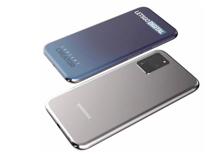 Samsung работает над новым типом дисплея