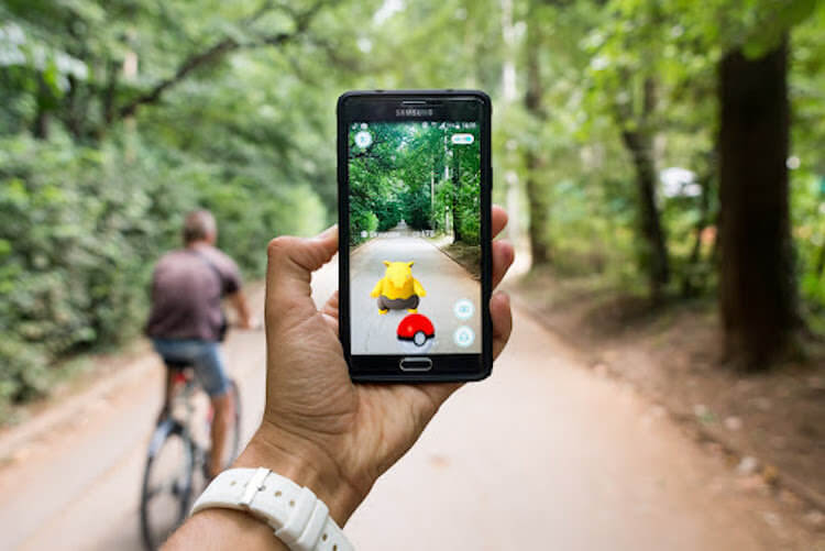 الواقع المعزز على Android. لماذا هو أفضل من الافتراضي 1
