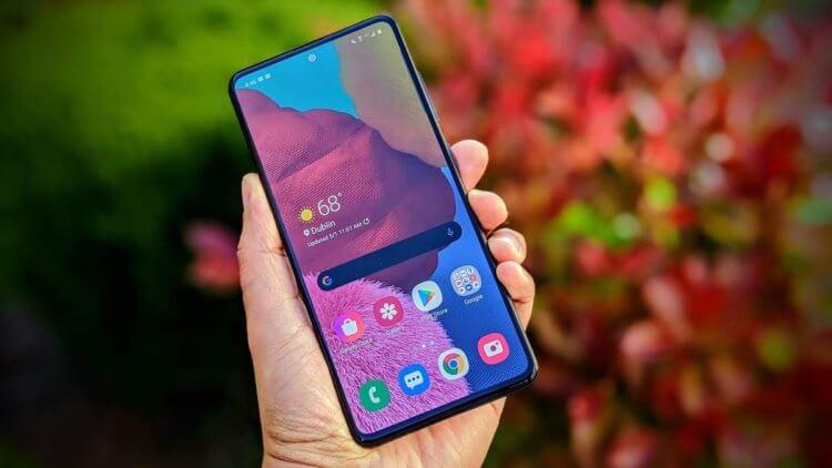 Это самый популярный Android-смартфон 2020 года. Почему его хотят все