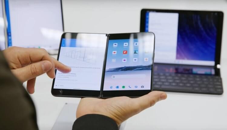 Почему я не куплю первый Android-смартфон от Microsoft