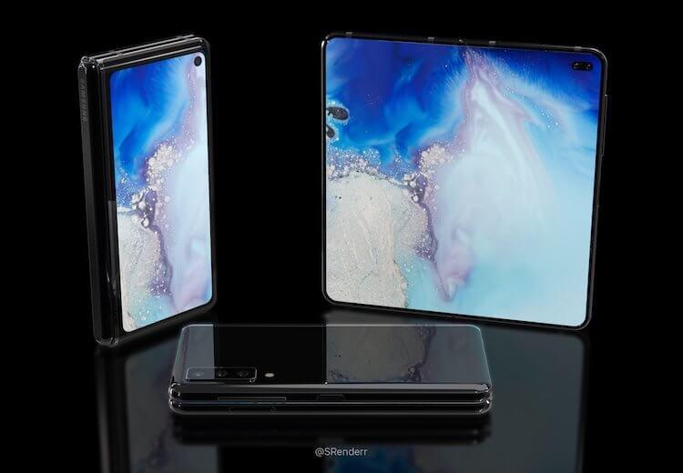 Возможно, Samsung выпустит доступную версию Galaxy Fold