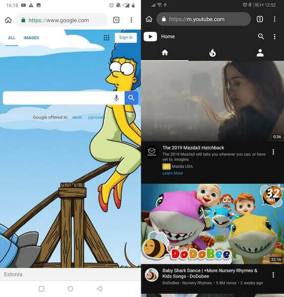Samsung хочет, чтобы Chrome для Android получил поддержку расширений