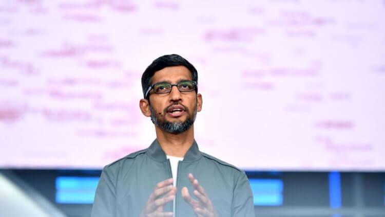 Почему гендиректор Google стесняется говорить о смартфонах Google Pixel