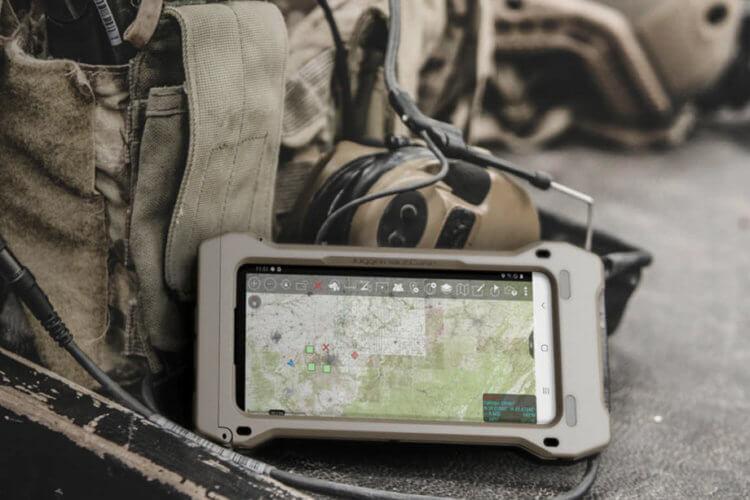 Samsung представила супер-защищённый Galaxy S20 для военных