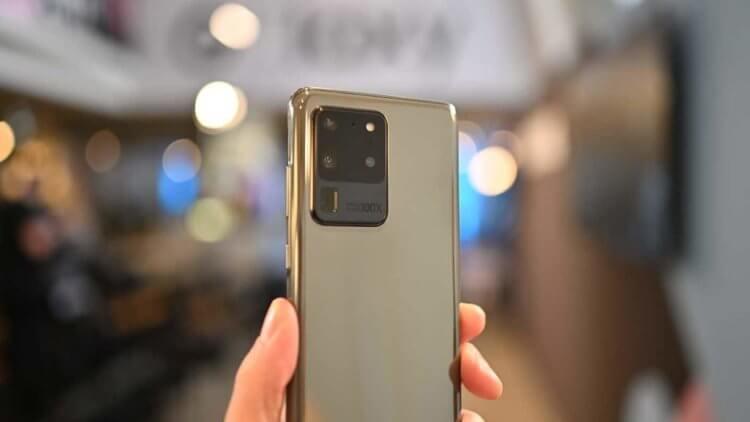Самый дорогой Galaxy S20 уже можно купить в России на 30 тысяч рублей дешевле