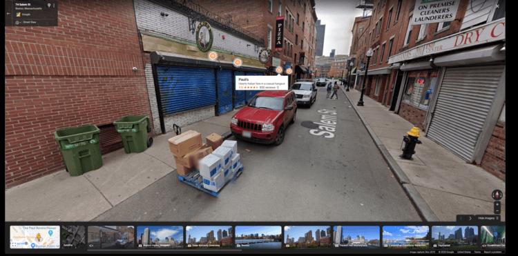 Google делает панорамы в Google Maps ещё лучше и удобнее