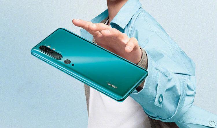 Пять моих любимых смартфонов до 40 000 рублей