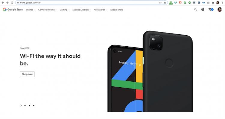 Внимательнее надо быть! Google «спалила» Pixel 4a, но быстро заметила ошибку