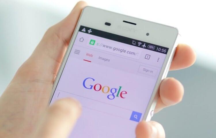 Google сделает Chrome для Android ещё быстрее в следующем обновлении