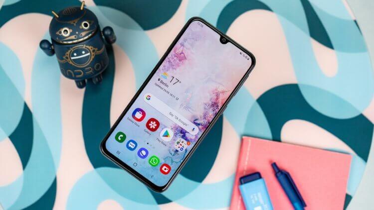 Samsung испортила свои смартфоны рекламой и продолжает это делать