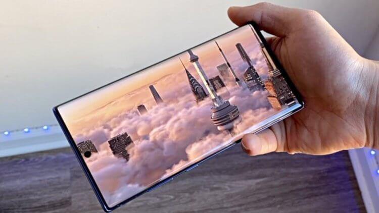 Это пушка! Samsung случайно показала Galaxy Note 20 до презентации