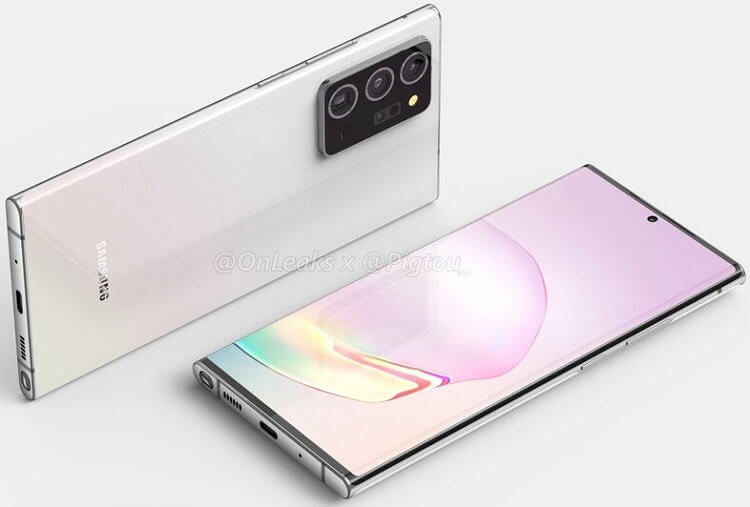 Подтверждена дата презентации Sаmsung Galaxy Note 20. Что покажут еще?