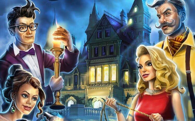 Детективные истории и другие мистические игры для Android