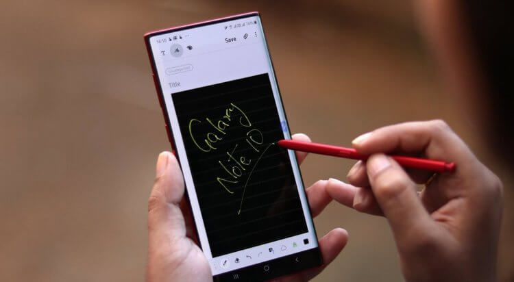 Флагман второго сорта: Российский Galaxy Note 20 будет хуже американского