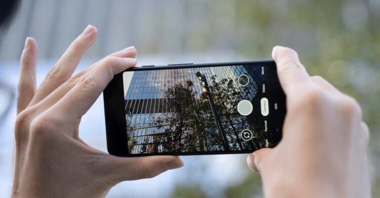 Почему нам не нужны смартфоны с камерами на 100 мегапикселей. Самый логичный ответ