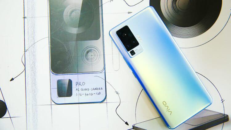 Смартфон Vivo с необычной камерой скоро появится в России, Украине и Казахстане
