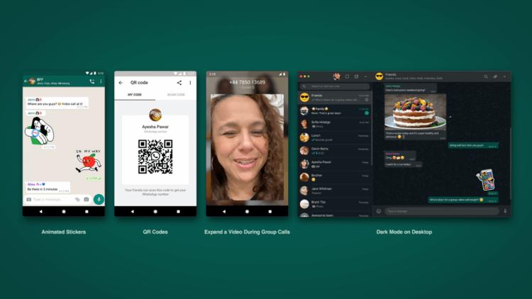 WhatsApp получил большое обновление. Что нового