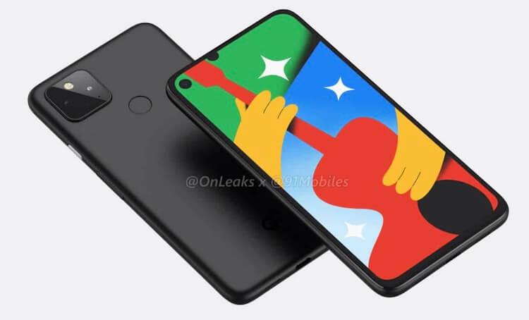 Когда выйдет Google Pixel 5 и каким он будет. Что мы о нем знаем