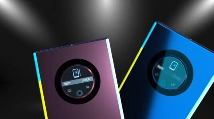 Huawei Mate 40 и Mate 40 Pro будут работать на разной версии ОС