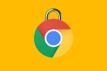 Chrome логотип