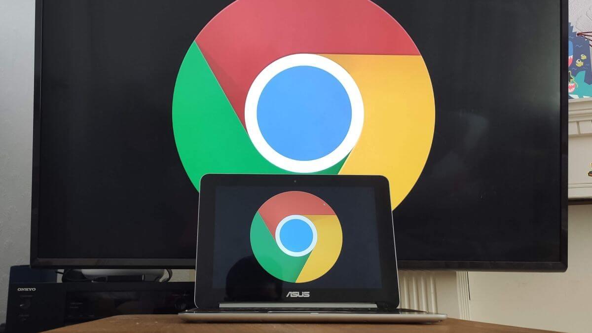 Логотип Chrome