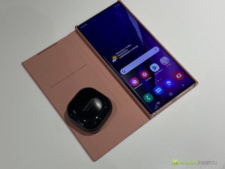 Дисплей Samsung Galaxy Note 20 Ultra появится в других смартфонах. Чем он хорош?