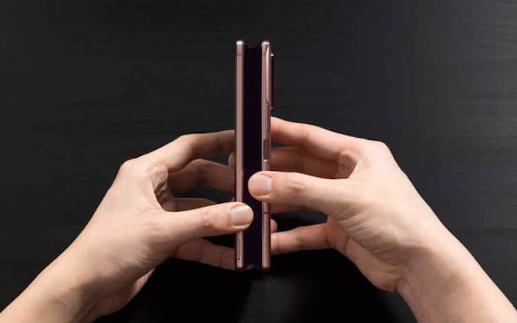 Samsung случайно раскрыла цену Galaxy Z Fold 2. Угадаете ее?