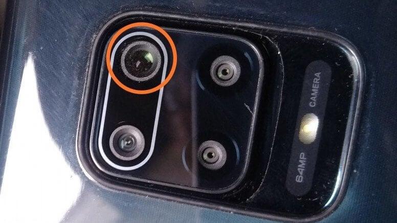 Камера Redmi Note 9