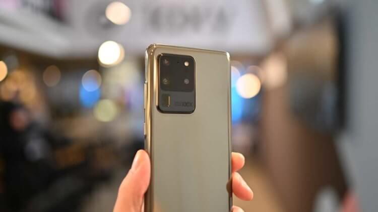 В Samsung рассказали, какими будут камеры новых Android-смартфонов