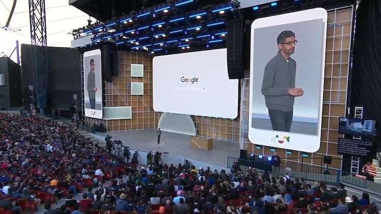 Презентация Google